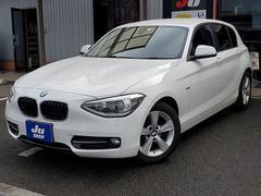 BMW116i スポーツ HID キーレス ETC 禁煙車 アルミ