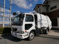 コンドルプレス式パッカー 塵芥車 8.2立米 積載5.2t
