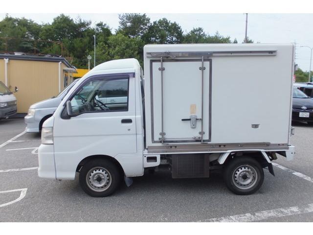 ダイハツ 冷蔵冷凍車DENSO冷凍機