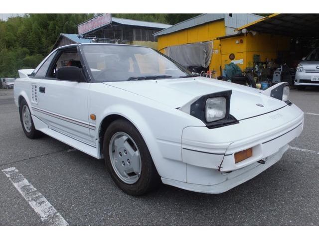 「トヨタ」「MR2」「クーペ」「兵庫県」の中古車