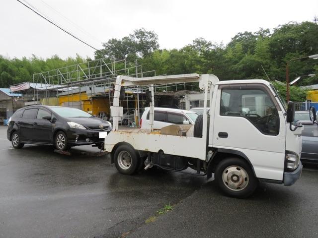 マツダ タイタントラック 4800cc ディーゼル レッカー車  エアコン
