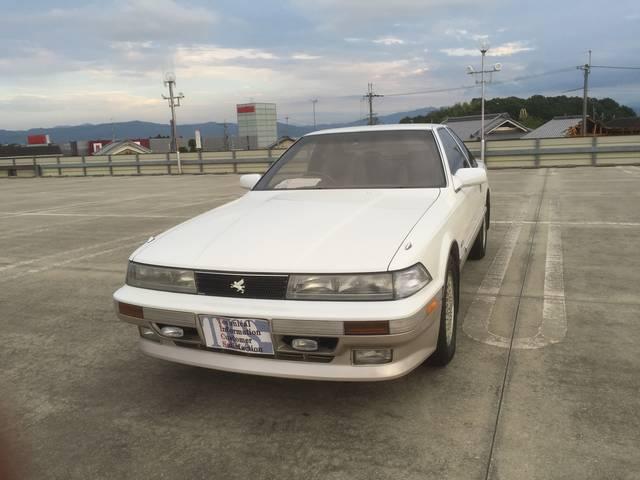 トヨタ 3.0GT-リミテッド 本革電動シート ETC 純正アルミ