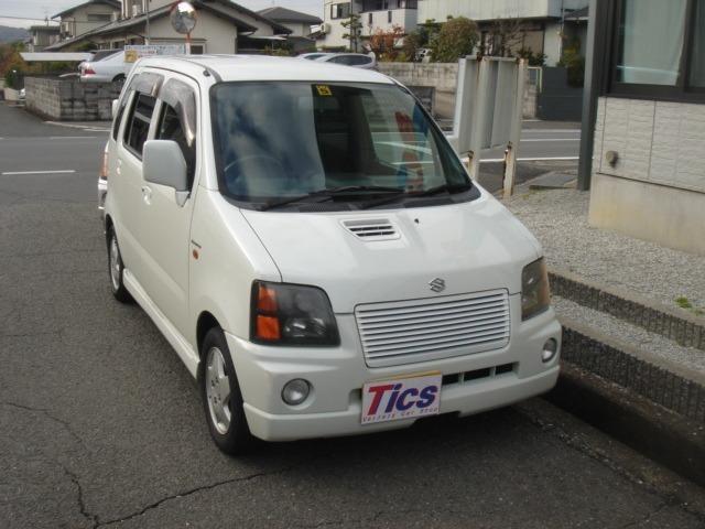 「スズキ」「ワゴンR」「コンパクトカー」「奈良県」の中古車