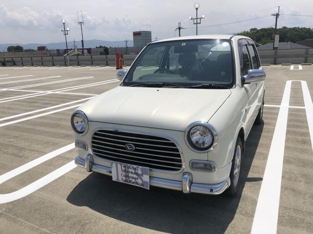 「ダイハツ」「ミラジーノ」「軽自動車」「奈良県」の中古車