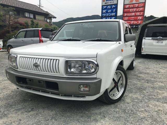 日産 タイプII 4WD ナビ ローダウン ETC 寒冷地仕様