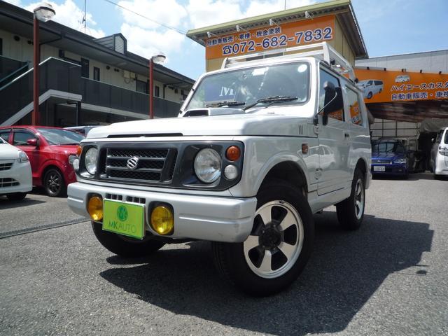 スズキ ランドベンチャー 5MT ETC 4WD