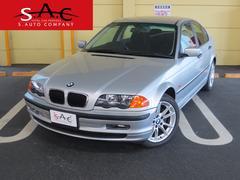 BMW318i カーボン調パネル 右ハンドル ディーラー車 保証付