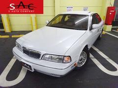 インフィニティQ45タイプV Kブレイク 車高調 革 サンルーフ 保証付