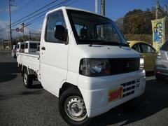 ミニキャブトラックVタイプ 4WD 5速マニュアル エアコン