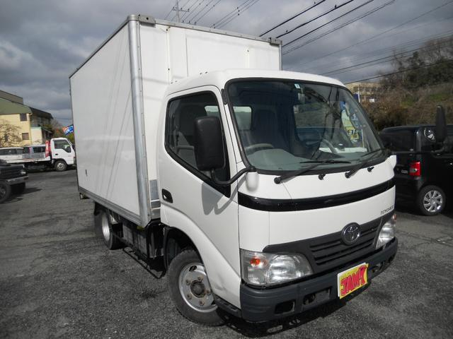 トヨタ 冷凍冷蔵パネル車 DENSO製