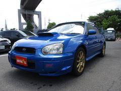 インプレッサWRX STi 4WD