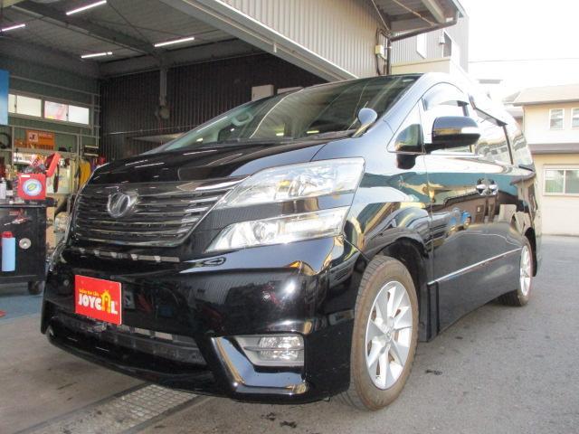 トヨタ 2.4Z 純正地デジナビ 後席モニター 両側電動スライドドア