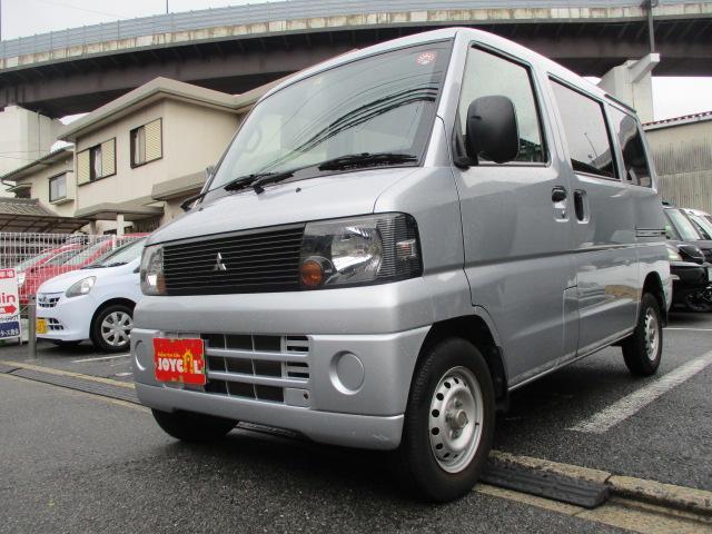 「三菱」「ミニキャブバン」「軽自動車」「京都府」の中古車