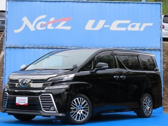 トヨタ Z Gエディション ワンオーナー車 トヨタ安全装備搭載