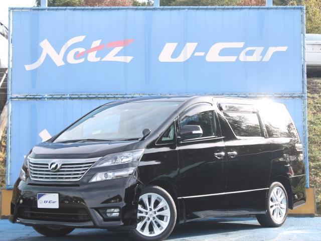 トヨタ 2.4Z プラチナムセレクション ワンオーナー HDDナビ