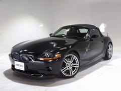 BMW Z42.5i 黒本革 電動オープン 社外18AW HID ETC