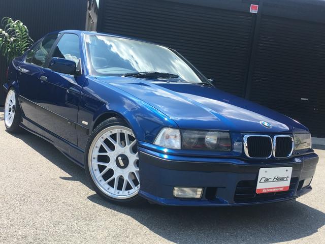 BMW 320iMスポーツ400台限定スペシャルED BBS RS2