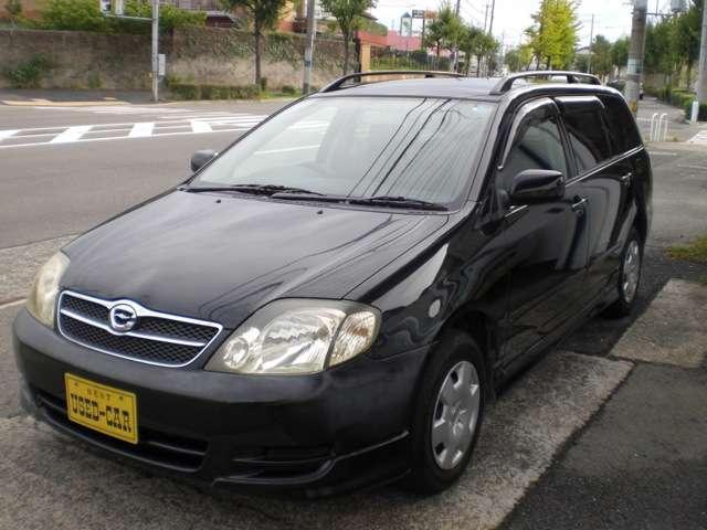 トヨタ X リミテッド キーレス・電格ミラー・CDステレオ