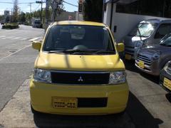 eKワゴンM 福祉車両 助手席回転シート