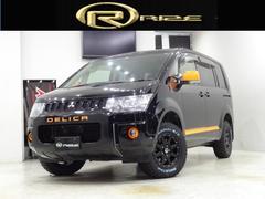デリカD:5M 4WD アクティブギア仕様 新品16inAW