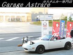 MX−5ミアータ逆車 ミアータ 赤幌 車高調 新品WORK15AW 左H