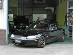 ロードスターSPPKG TE3716AW 車高調 HT 柿本マフラー