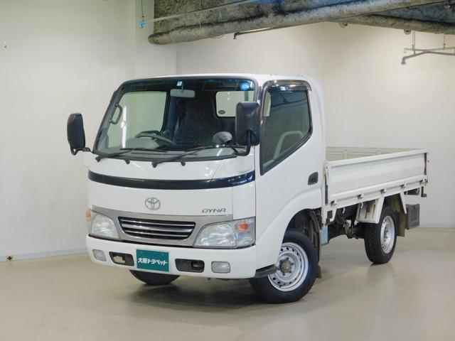 トヨタ 当社下取1.25トンシングルジャストロー2.0ガソリンAT車