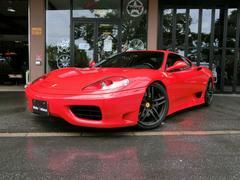 フェラーリ 360モデナ D車 最終デモル 6MT クライスジーク AW