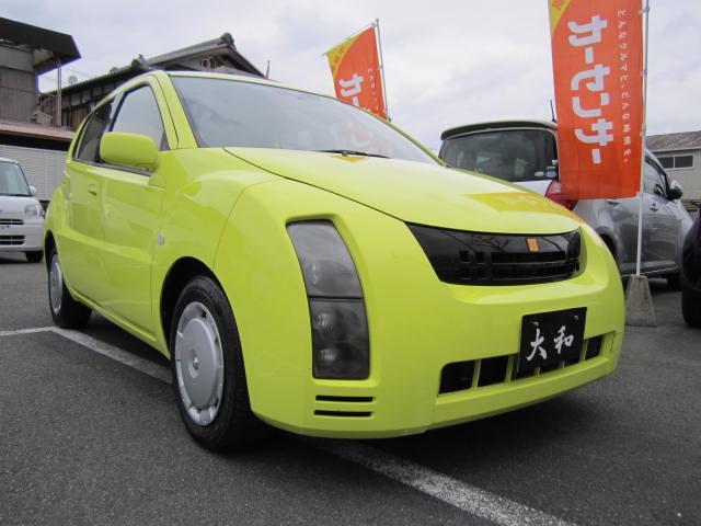 トヨタ 1.3L ディーラー下取車 ワンオーナー キーレス CD