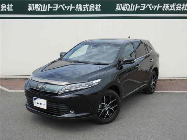 「トヨタ」「ハリアー」「SUV・クロカン」「和歌山県」の中古車