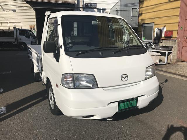 マツダ ロングワイドローDX MT車 ETC付