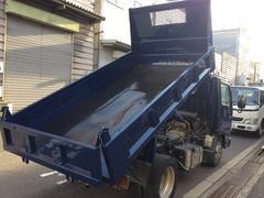 タイタントラック強化ダンプ 4.8ディーゼル 3トン積車