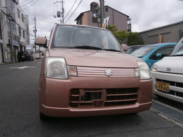 スズキ アルト EII (車検整備付)