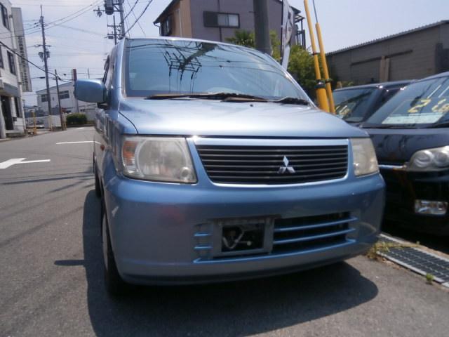 三菱 eKワゴン ブルームエディション (車検整備付)