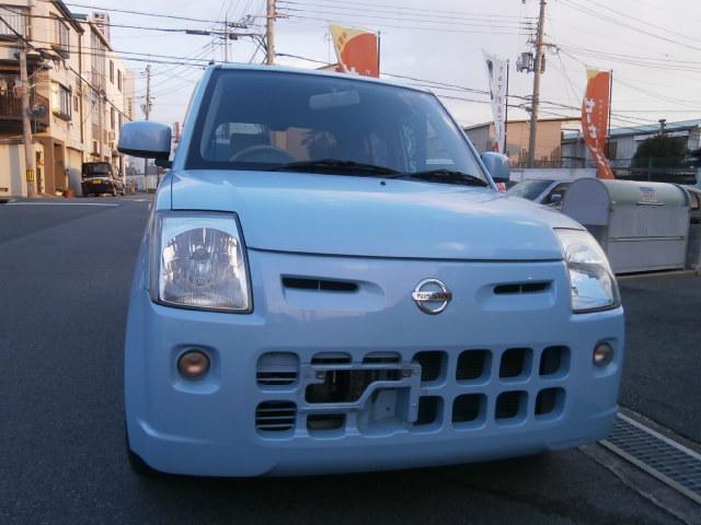 日産 ピノ S (車検整備付)