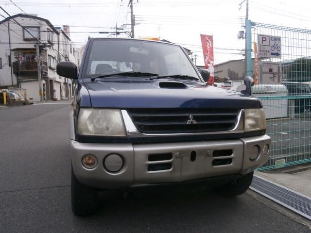 「三菱」「パジェロミニ」「コンパクトカー」「京都府」の中古車