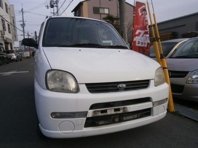 「スバル」「プレオ」「コンパクトカー」「京都府」の中古車
