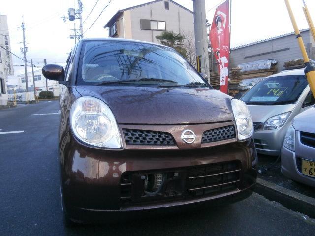 「日産」「モコ」「コンパクトカー」「京都府」の中古車
