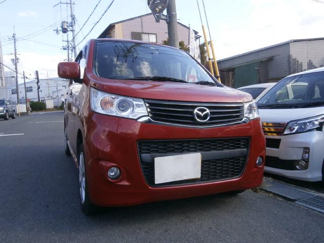 MAZDA FLAIR CUSTOM STYLE