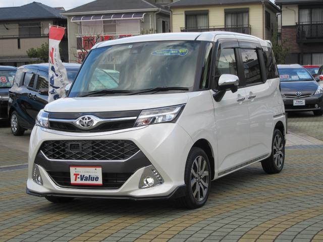 トヨタ カスタムG-T SDナビ・両側パワースライドドア
