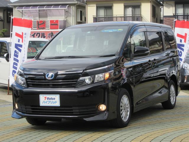 トヨタ ハイブリッドV SDナビ・バックモニター
