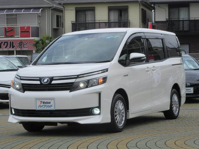 トヨタ ハイブリッドV SDナビ・バックモニター・ETC