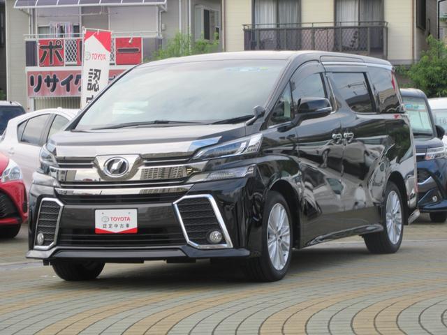 トヨタ 2.5Z トヨタ認定中古車 純正SDナビ ETC