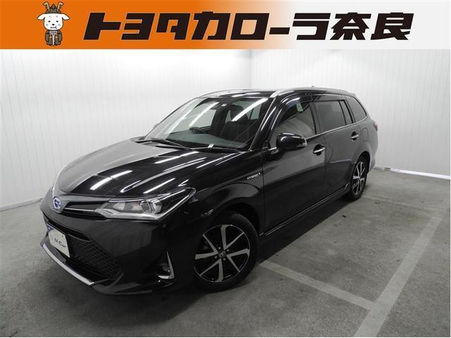 トヨタ ハイブリッドG W×B 元試乗車・TSS車・ICS付・Mナビ
