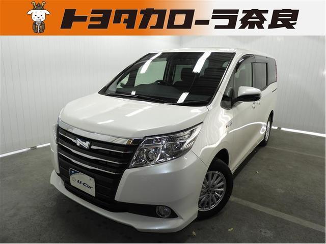 トヨタ ハイブリッドG メモリーナビ・バックM・大型後席モニター付