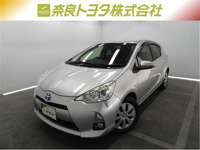 トヨタ G ワンセグメモリーナビ+バックモニター+スマートキー+ETC