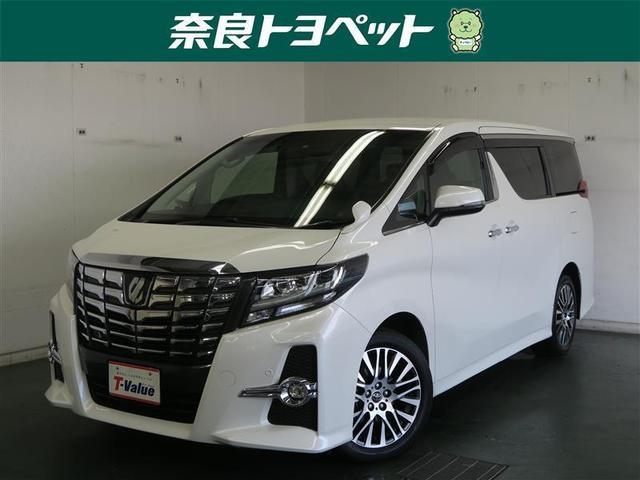 トヨタ S Cパッケージ 本革シート 後席モニター 4WD