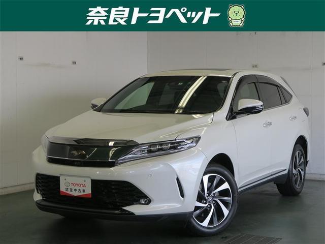 「トヨタ」「ハリアー」「SUV・クロカン」「奈良県」の中古車