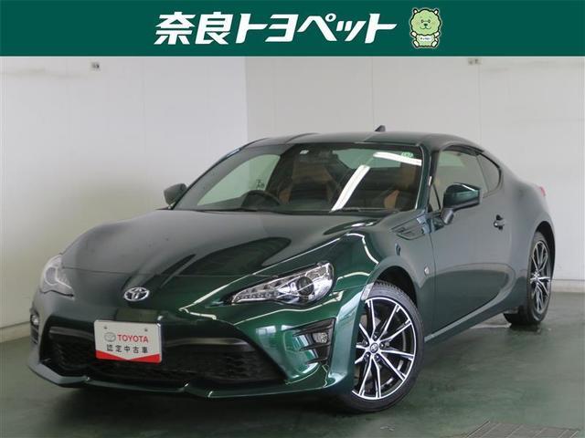 トヨタ GT ブリティッシュグリーンリミテッド メモリーナビ CD