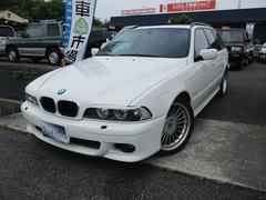 BMW530i ツーリング Mスポーツパッケージ サンルーフ